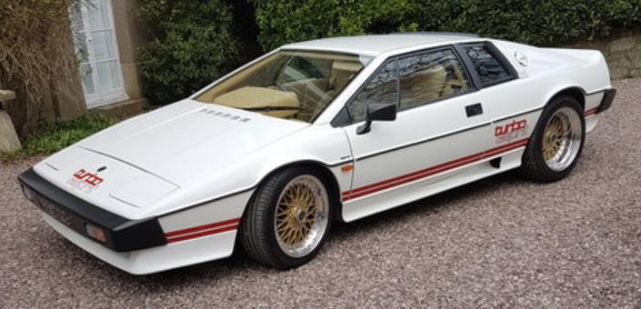 Esprit Turbo - 1982