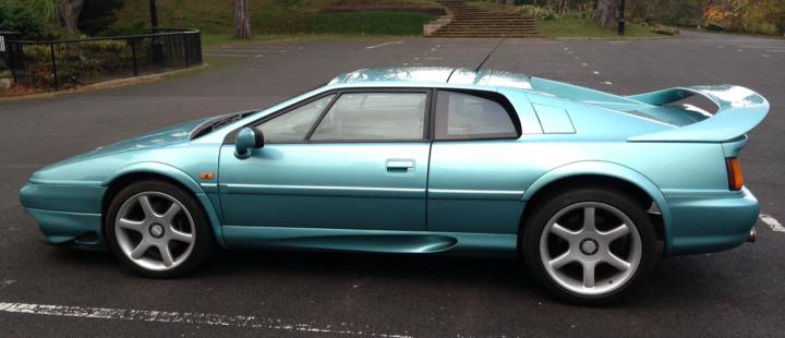 Esprit V8 - 1997