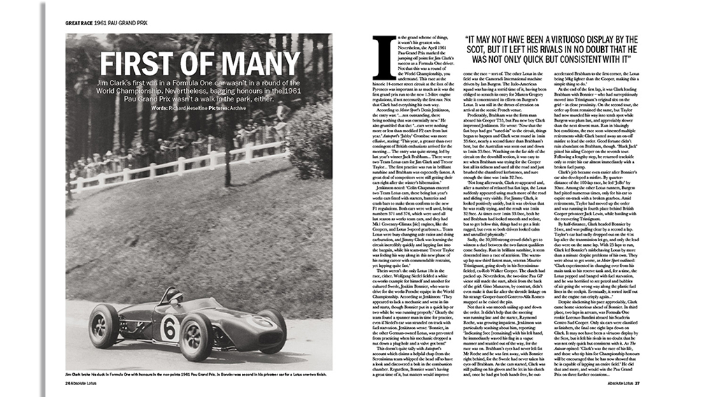 1961 Pau Grand Prix