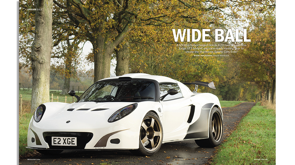 Lotus Exile Maidstsone Sports Cars